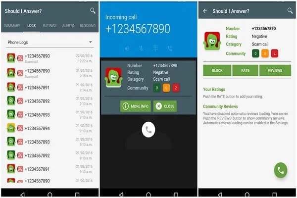Best Caller ID Apps for Android to Identify Incoming Numbers  | Mashtips