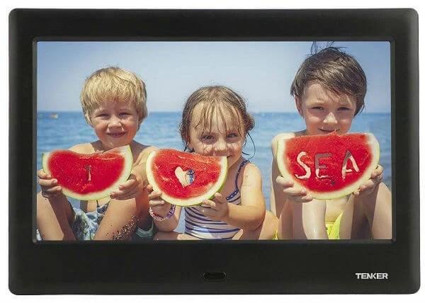 TENKER 7-inch Digital Photo Frame