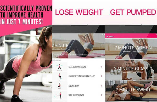 Workout for women App