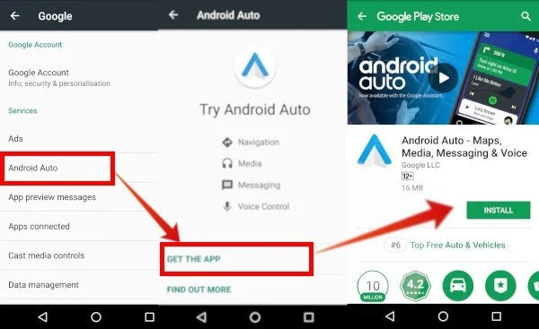 Android Auto: How to Get and Enable Android Auto in your Car