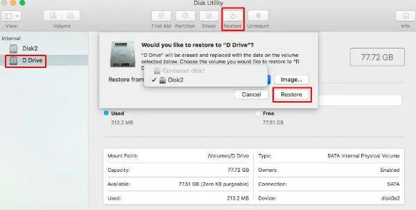Mac_StepsTo_Use_Disk_Utlity_Restore