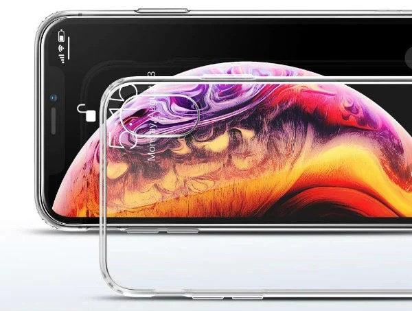 ESR Slim TPU Case iPhone Xs