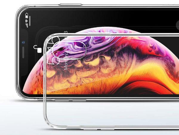ESR Slim TPU Case iPhone Xs