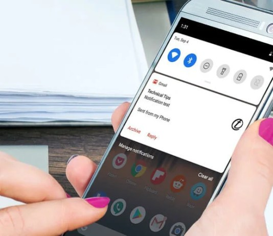 Fix Gmail Notifications Android