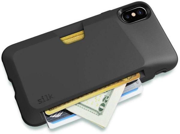 Silk iPhone XS Wallet Case