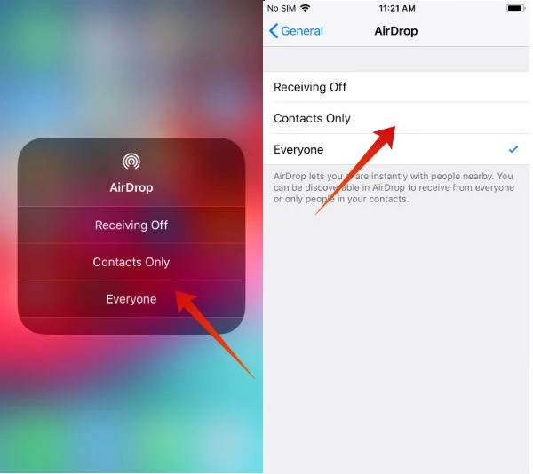 You Can Share Login Passwords Using AirDrop  Is it Safe