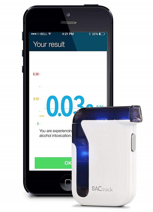 BACtrack Smart Breathalyzer