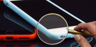 Identify Original iPhone