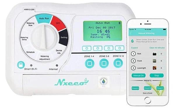 NxEco-Smart-WiFi-Irrigation-Sprinkler-System-Controller