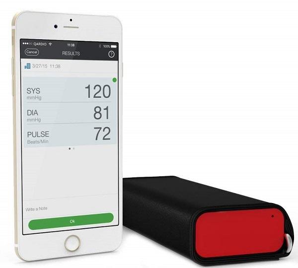 QardioArm Blood Pressure Monitor