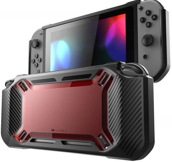 Mumba case for Nintendo Switch