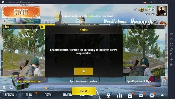 Play PUBG Mobile on PC With Tencent Gaming Buddy | Mashtips