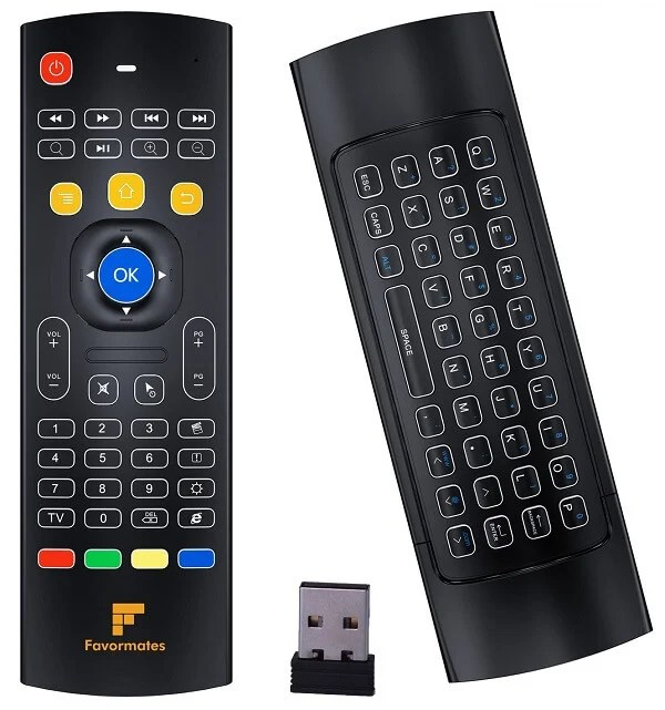 10 Best Android TV Remotes with WiFi Keyboard & Mouse