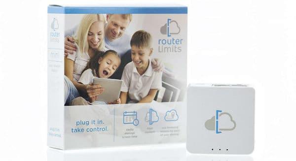 Router Limits Cloud-Based Parental Controls