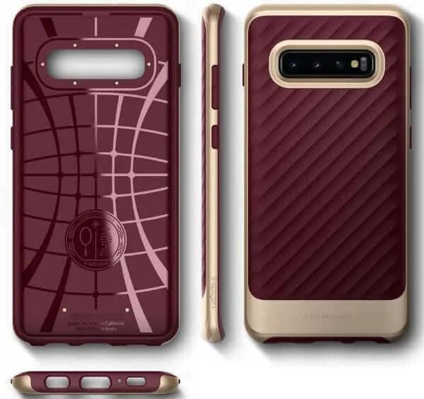 Spigen Neo Hybrid Case