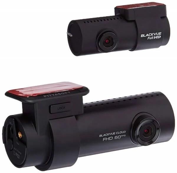 BlackVue Dual Dash Cam
