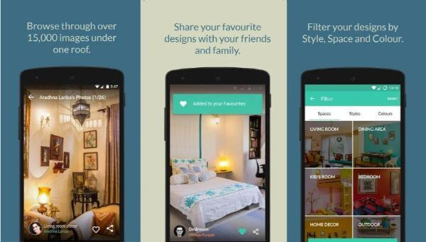 10 Best Android App for Interior Designers | Mashtips