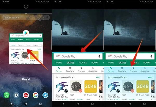 Resize-Split-Screen-on-Samsung-Phone