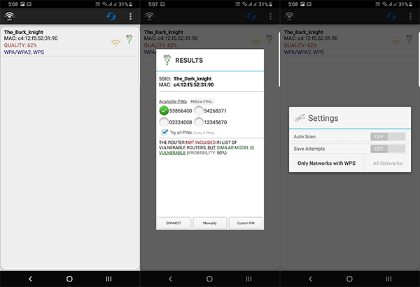Wifi WPS Plus by Panagiotis Melas