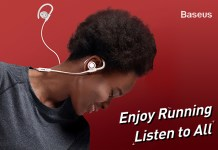 Baseus Encok S17 Bluetooth Headphone