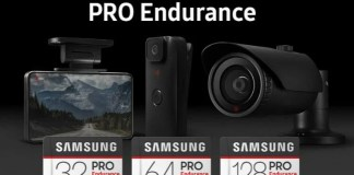 High Endurance MicroSD Card for Dashcams Drones