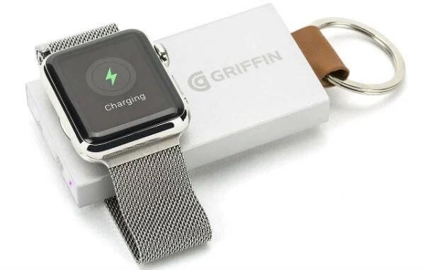 Griffin Travel Power Bank Apple Watch