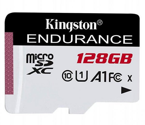 Kingston High Endurance 128GB SD