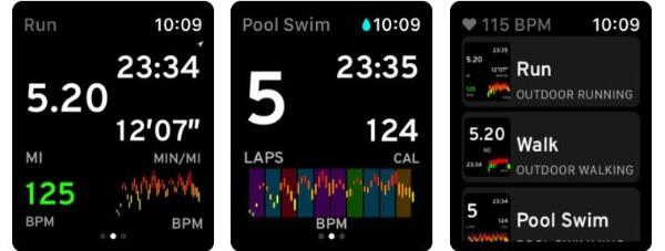 Workouts++ app
