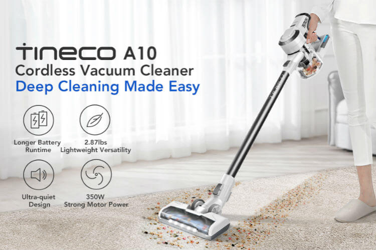 10 Best Rechargeable Cordless Stick Vacuum Cleaner Mashtips