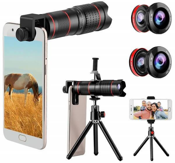 Cleecli iPhone Lens Kit