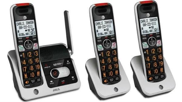 ATT CRL82312 Expandable Cordless Phone