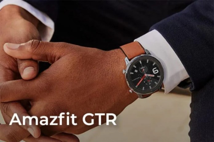 Amazfit GTR Review