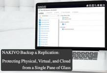 NAKIVO Backup Replication Review