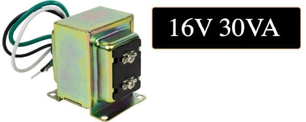 Ring Door Bell Transformer 16V30VA