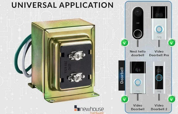 How to Select the Right Transformer for Ring Video Doorbell