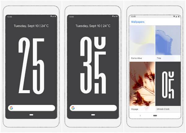 Image result for unlock clock google