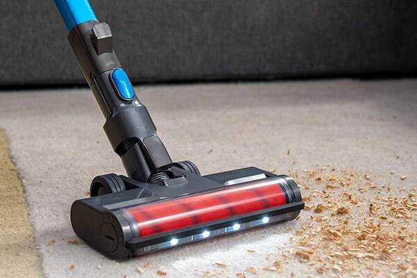 Levoit LVAC-120 Vacuum Cleaner Cleaning