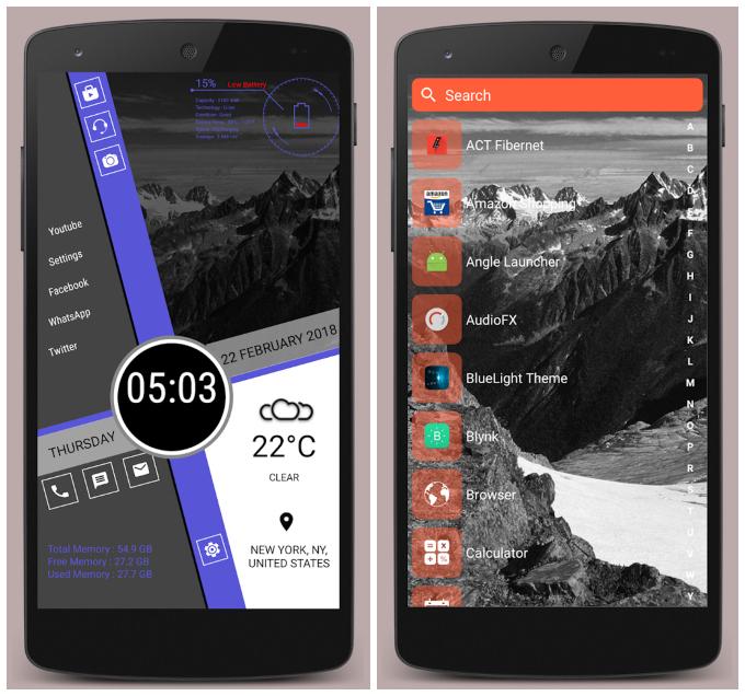 Unique Launcher 2020 Android