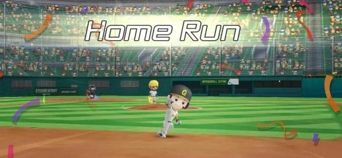 baseball stars game ui