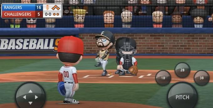 baseball 9 gameplay mechanics