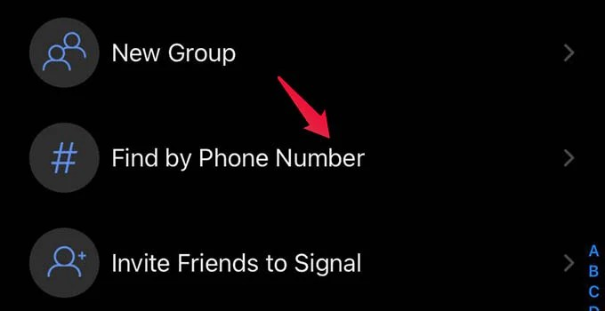 Signal Find by Phone Number