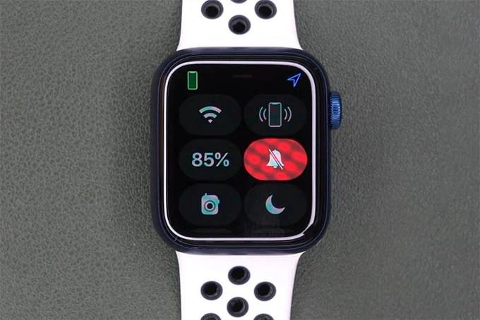 Apple Watch Silent Mode