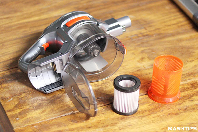 iLife Easine H55 Vacuum Maintenance and Dismantling