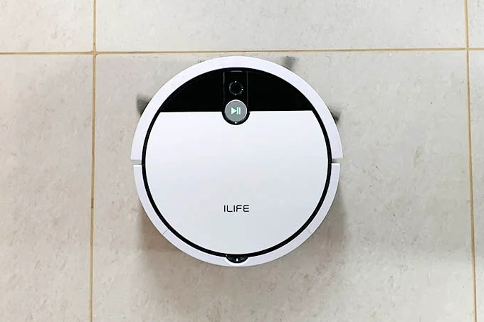 iLife V9e Robot Vacuum Cleaner Auto Mode