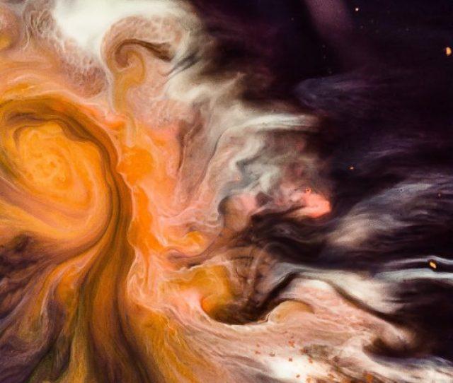 Orange Abstract Hd Iphone X Wallpaper