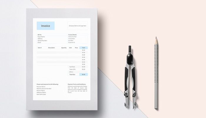 29 Contractor Invoice Templates for Microsoft Word   Excel Contractor Invoice templates