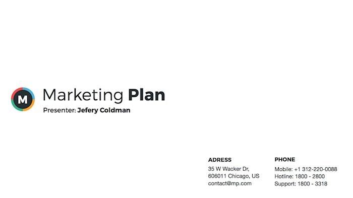 white-marketing-plan