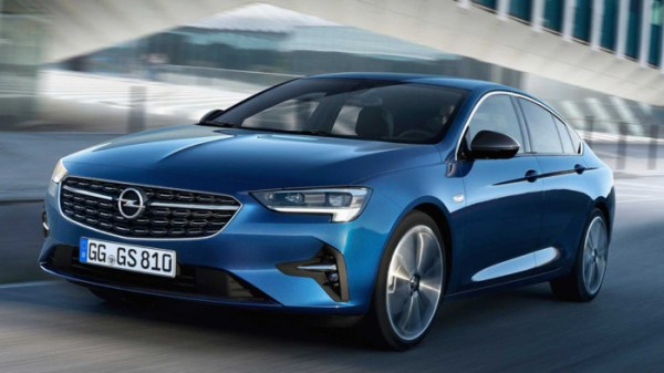 Opel представив оновлену Insignia 2020 (фото) – Твоя МАШИНА