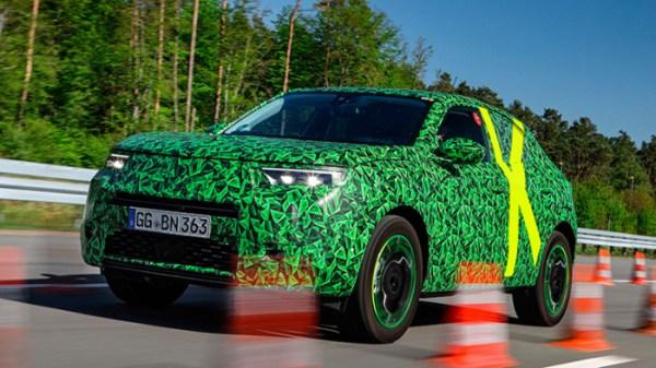 У мережі показали високотехнологічний салон нового Opel ...