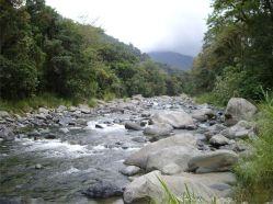 41 Río Orosi, con fuentes termales
